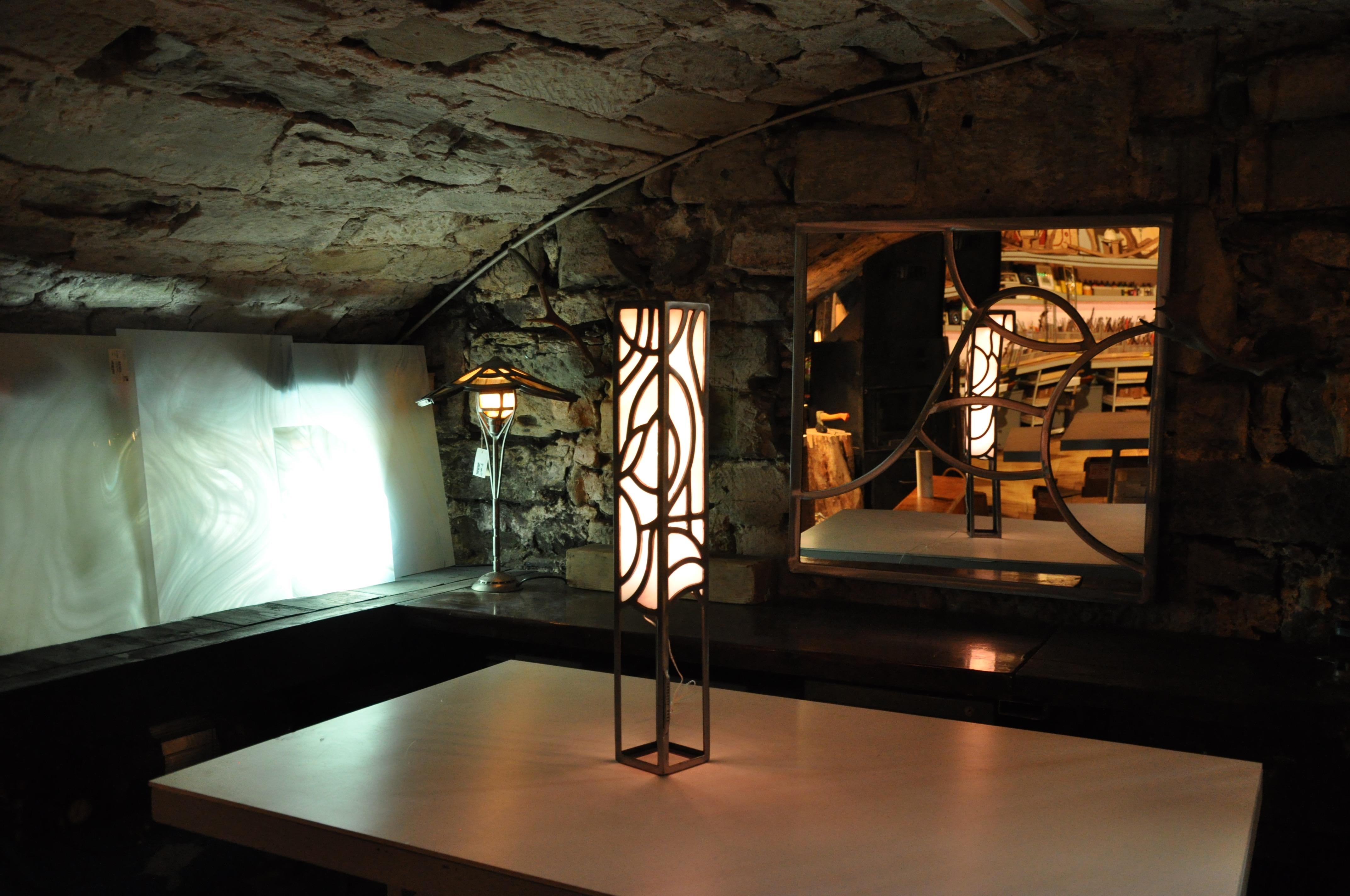 Lampe Dolmen