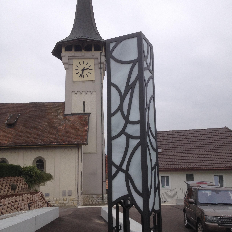 Sculpture Villars-sur-Glâne